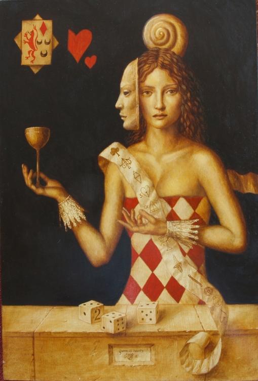 Queen of Cups 2